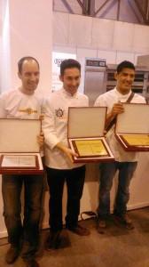 Campeón de España de Panadería