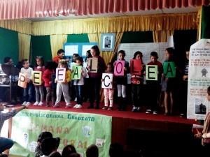 El Colegio Rural Guadiato homenajea a Pepe Alcolea