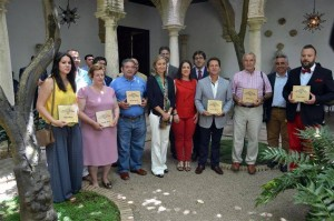 Diputación y Cajasur entregan los premios del I Concurso de Patios y Rincones de la Provincia -