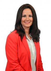 Silvia Mellado, candidata del PSOE