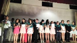 Graduaciones en el I.E.S. `Lope de Vega