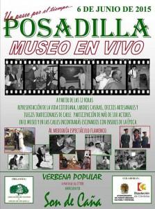Vive el Museo en Vivo de Posadilla
