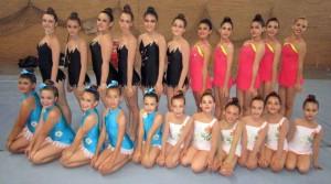 Seis alumnas del Club Deportivo 30 Grados, plata en Córdoba