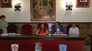Configurado el reparto de delegaciones del Gobierno Municipal