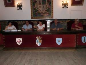 Pleno en Fuente Obejuna