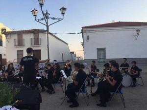 Banda Juvenil de la Escuela Municipal de Música