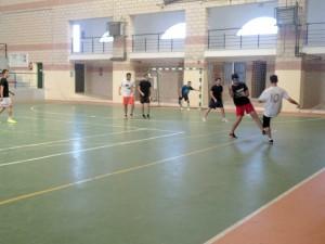 Cuarta liga estival de fútbol sala