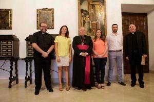 Fotos proporcionadas por la Diócesis de Córdoba