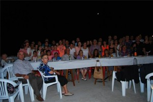 De cena en Cañada -