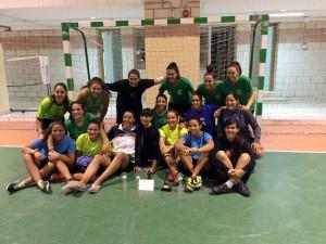 Maratón de Fútbol Sala Femenino `Verano 2015`