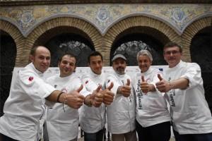 La gastronomía cordobesa demuestra su potencial ante las estrellas Michelin -