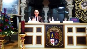 Manuel Gahete, cronista oficial de la villa de Fuente Obejuna