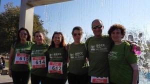 Marcha de Córdoba contra el cáncer