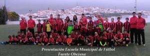 Escuela Municipal de Fútbol en Fuente Obejuna