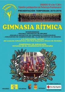 Presentación 2015-2016 Gimnasia Rítmica 30 Grados