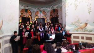 Audición Musical en el Palacio Modernista
