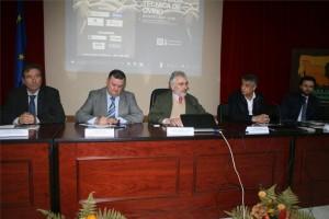 Inauguración de la jornada técnica en Hinojosa. - Foto: CÓRDOBA