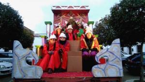 Los Reyes Magos llegan a Fuente Obejuna