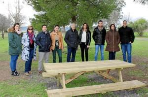 Los trabajos de la segunda fase de la Vía Verde La Maquinilla estarán acabados en marzo - Foto:M. JESUS GOMEZ