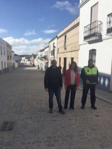 Remodelación de la calle Corredera