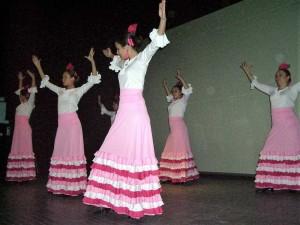 Escuela de baile de Cristina de Felipe