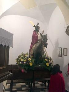 Procesión de la Borriquita en Fuente Obejuna