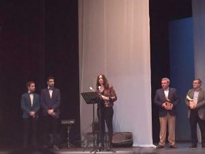 Premio Córdoba a escena