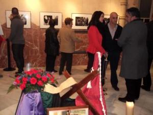 Fotografías y pinturas en el Palacio Modernista
