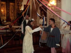 Visita teatralizada del Club Patrimonio a Fuente Obejuna