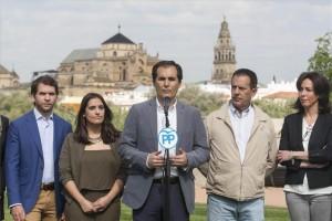 Presentación de la candidatura del PP por Córdoba. - Foto. A.J. GONZÁLEZ
