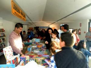 Feria del Libro en Fuente Obejuna
