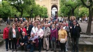 """Fuente Obejuna visita los """"Patios de Córdoba"""""""