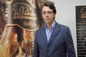 Antonio Jesús Torralbo, presidente de DO Los Pedroches. - Foto: RAFA SÁNCHEZ