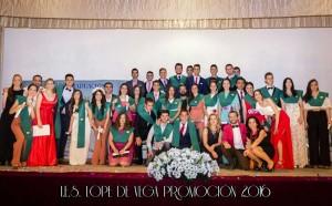 Graduación de los alumnos y alumnas en Fuente Obejuna