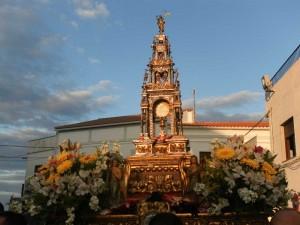 Fuente Obejuna celebra el Corpus Christi