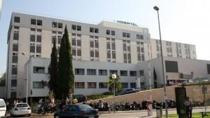 Fachada del Hospital Reina Sofía de Córdoba. - Foto: EUROPA PRESS