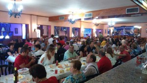 La peña madridista Mellariense celebra su jornada de convivencia