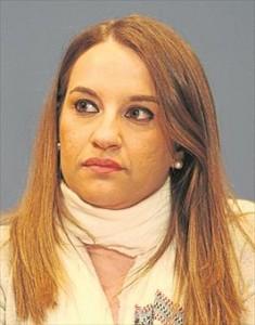 Esther Ruiz. -