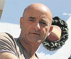Ángel Luis Martín -