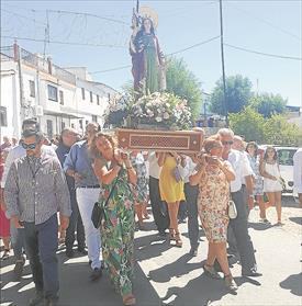 Fiestas de santa elena en Fuente Obejuna - CÓRDOBA