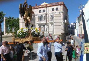 Celebración de la Fiesta de San Miguel 2016