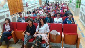 Conferencia sobre las cuidadoras