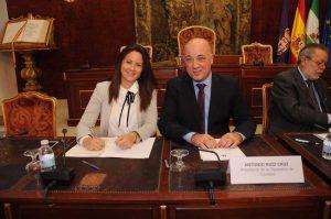 Silvia Mellado y Antonio Ruiz