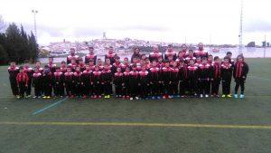 Escuela Municipal de Futbol temporada 2016-2017