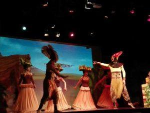 """""""Valle de cuentos"""" llenó el Teatro Municipal en Fuente Obejuna"""