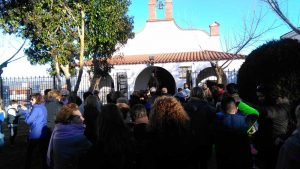 Celebración del día de San Antón 2017
