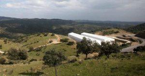 Instalaciones de El Cabril. - EFE