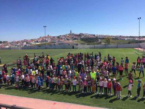 Día internacional del deporte 2017 en Fuente Obejuna