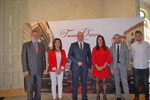 Salvador Blanco, Luisa María Rodríguez, Antonio Ruiz, Silvia Mellado, Javier Montero y Cristian Damián. - EVA M. HERAS
