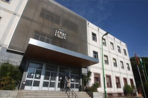 Edificio de la Audiencia de Córdoba. - SÁNCHEZ MORENO